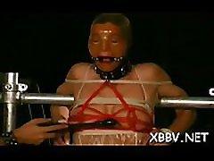 Enslaved babe serious jenny manila adult hardcore act on cam