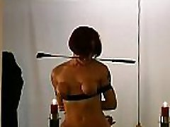 Adult woman endures complete bdsm xxx whilst naked