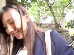 Crazy Japanese girl in Amazing Lingerie, HD JAV movie