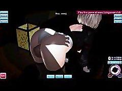 Nier automata - 3D sex