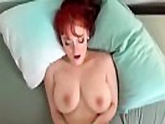 Cute Busty Babe Having Intent Orgasm Contractions 3