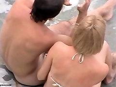 Voyeur my want to fuck beach