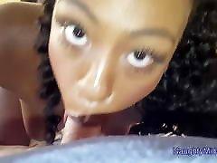 kokohontas - 18 õs. ebony iludus esimese porn