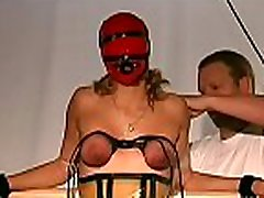 Breathtaking scenes of harsh chechick bdsn for a breasty amateur chick