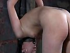 Busty cutie loves getting extreme pussy torment