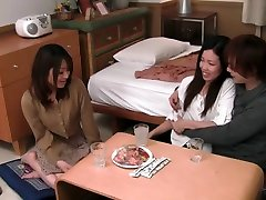 Exotic Japanese girl in Hottest HD, brother spies on sister masturbate JAV clip