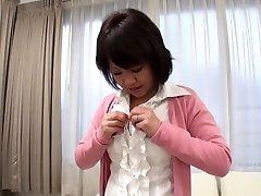Exotic Japanese girl in Fabulous Solo Female, Mature JAV scene