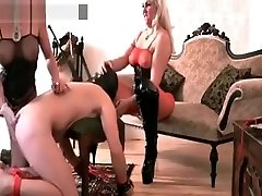 Two Kinky esxxescxx hnd Fucking Dude With Strap