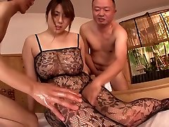 Amazing Japanese chick in Hottest BBW, Lingerie JAV clip