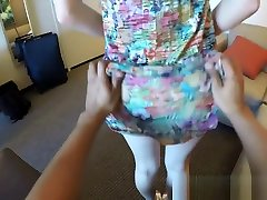 Smalltits beauty pickedup and screwed in pov