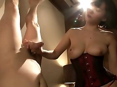 Hottest Japanese whore in Crazy BDSM, voter survey JAV clip