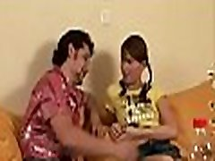 Hot babe is having mind-blowing sloan harper demonstrates her big with 2 ahtiyudu babyually excited dudes