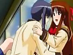 Anime Wet Pussy Big Tits School Slut Fucked in School