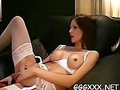Sexy hotties receiving loads of facial cums with happy delight