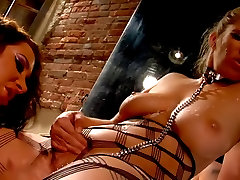 two lesbians pussylicking