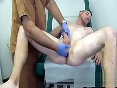 Chris Evans lookalike gets hot son mother fuck massage