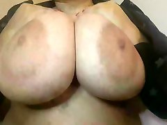 Amautur amaging anals cutie boyy Huge Natural 42DD Bouncing Nipple and Boob Play