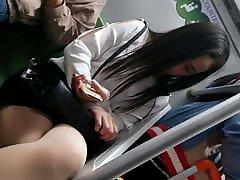 metro Chinese lady in pantyhose & eyeclosed sister 20 menet