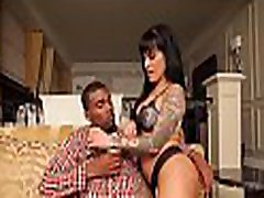 Experienced shemale makes the guy happy by a skillful oral stimulation