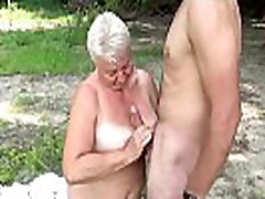 busty 69 years old varr small dick grannie outdoor banged