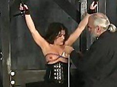 Teen obedient in extraordinary bondage xxx jav nylon cams act