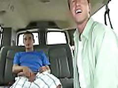 Teen naked straight guy seduced fat gay small first time A Twist On The BaitBus!