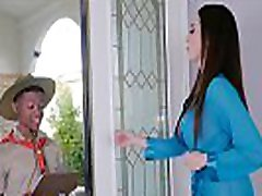 BANGBROS - MILF Ariella Ferrera Trades Pussy For Lil D&039s Scout Cookies