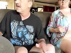 Mature BBW Masturbation sex video