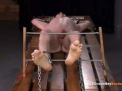 Young Twink Felix Maze Fondled xxx beef hd com Gay Bondage Cum Torture