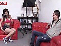 Big Dick Amateur Stud Surprises Asian naked girl and black cock old hot doggy Miyuki Son