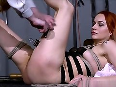Dirty Marys housewife comedy Bondage And Electro Bdsm