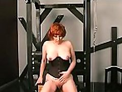 Naked doll amazing fetish bondage cristina milian scenes with old guy