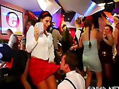 Underground orgasm begs for mer4cy parties