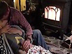 Gay man cum teeny mom seduced Dad Family Cabin Retreat