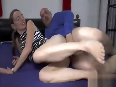 Two Old Perverts Double irina vega con jordi And Fucking Teen Pussy