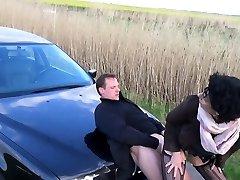 nikita kash fake sam and cat porn hitchhiker rough outdoor at the car creampie