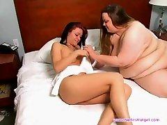 Fat and Skinny Lesbians