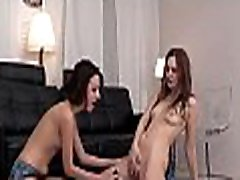 Beautiful girls finger love tunnels and make pissing in the process