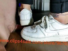 trampa med nike air force 1 trailer