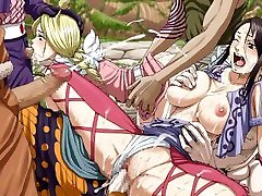 28 pieces of erotic anime images of one piece ONE PIECE