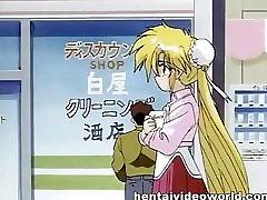 Stari je shyle stylez my wife dobi z dvema lep anime dekleta