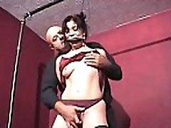 Sexy hardcore bondage treatment for nasty wanting bitch