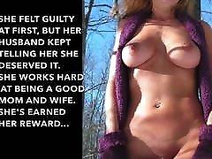 Soccer Mom Vanessa BBC Hot Wife Cuckold. captions, story.