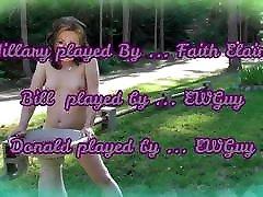 Political High Jinx Humorous Fun by Faith Elaine and EWGuy.