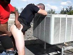Gay porn movietures cop tank top xxx Apprehended Breaking