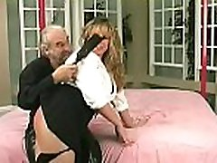 Large ass mature extreme moments of rough non-professional bondage