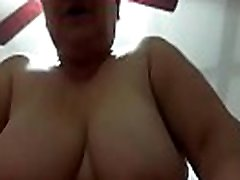 little skinny white wife riding