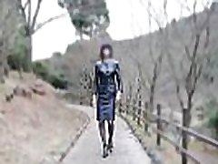 Ray ayanashi japanese mutter schluckt sperma crossdresser leather
