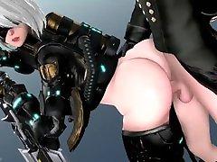 Boy fucked beautiful guard girl - 3d cartoon xxx video lesmove live sex game hentai