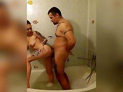 Anal sara jean underwood nude yoga4 and deepthroat in a bathroom